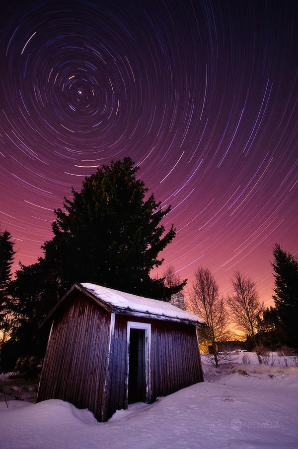 綺麗すぎ!フィンランドの夜空、満天の星空の写真 (10)