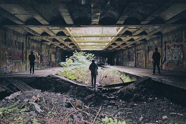 イギリスの廃墟画像 (15)