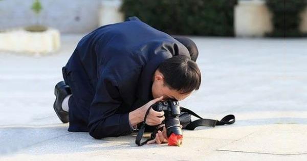 クレイジーなカメラマン 40