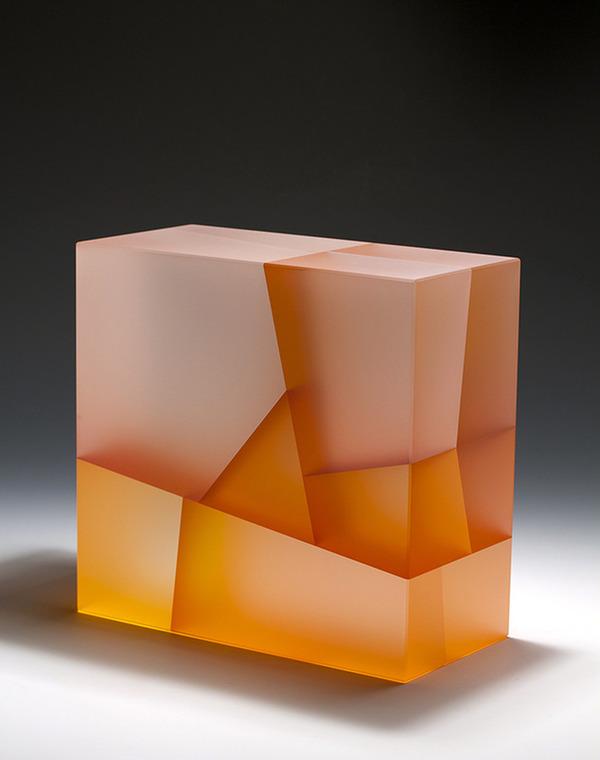細胞分裂のガラスアート セグメンテーション 6