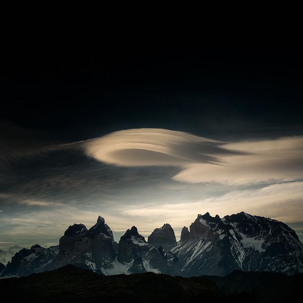 嵐の大地パタゴニアの美しく雄大な自然風景写真 (8)