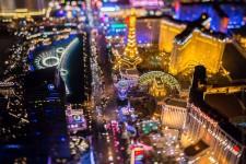 「ラスベガスの夜景写真」が美しい!