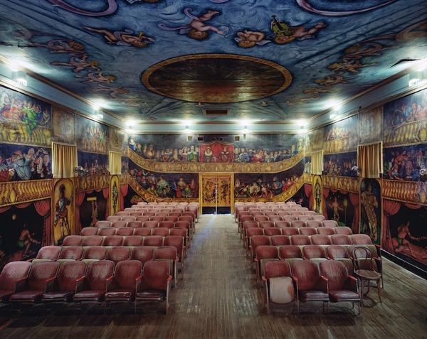 アマーゴサオペラハウス、デスバレー、カリフォルニア州、2009