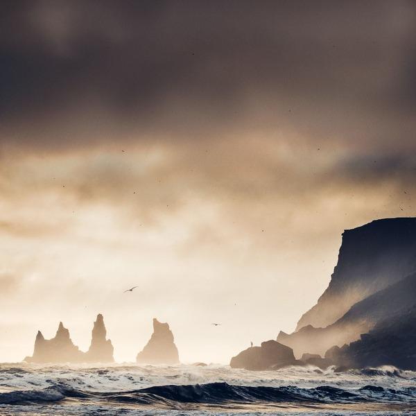 北欧の景色。フィンランドやアイスランドの風景写真 (6)