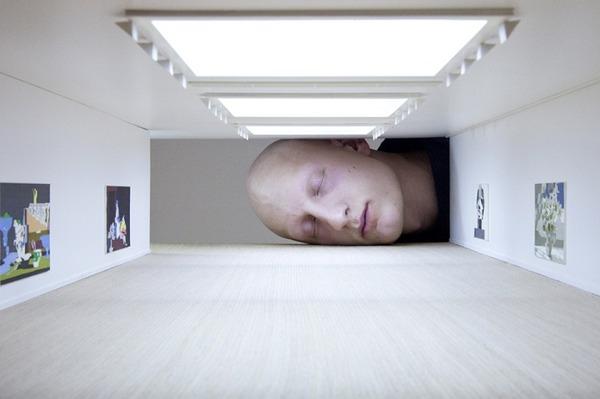 ミニチュア美術館を観に来たらアートの一部になっちゃった人達 (7)