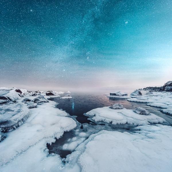 北欧の景色。フィンランドやアイスランドの風景写真 (2)