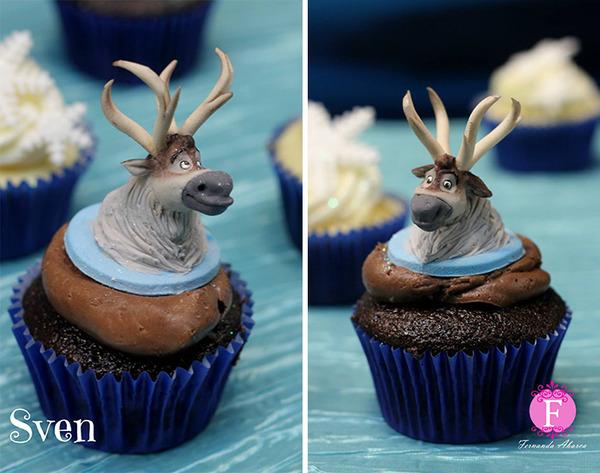 ドリームワークス・アニメーションのカップケーキ4