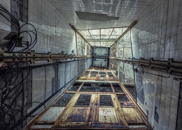 ヨーロッパの廃墟画像!寂れた建物の内観でメランコリック (17)