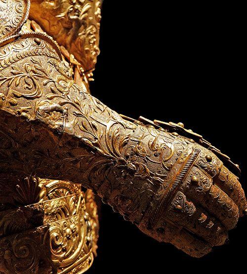 金のガントレット:フランスのアンリ3世