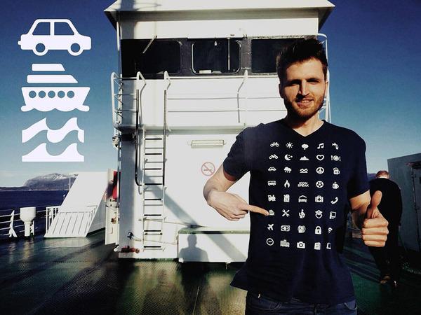 アイコンTシャツで外国人と意思疎通!『IconSpeak』 (6)