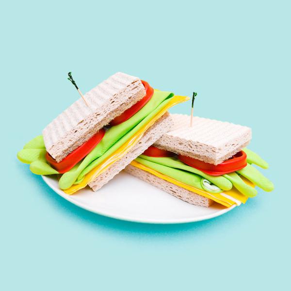 身近にある物で再現した食品サンプル (9)
