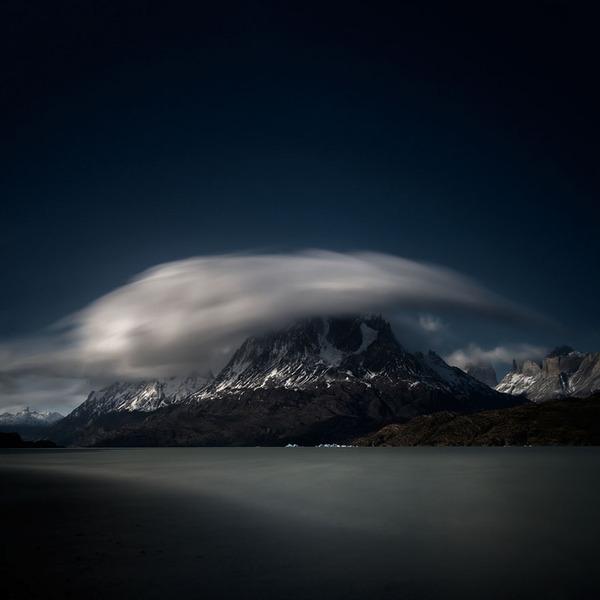 嵐の大地パタゴニアの美しく雄大な自然風景写真 (17)