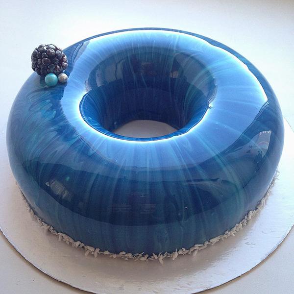 超てかてか綺麗!驚くほど艶々すぎるケーキ (5)