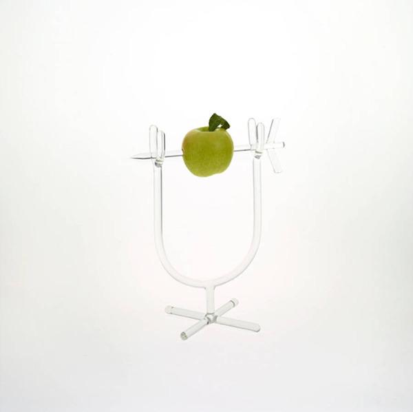 フルーツを飾るためのガラスのユニークデザイン (8)
