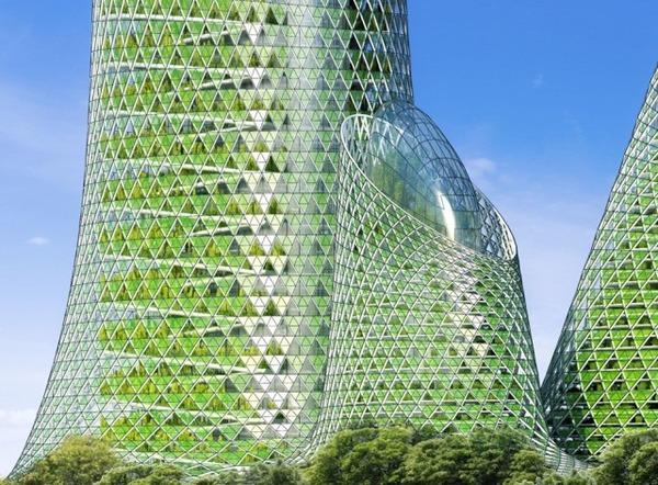 2050年の都市構想