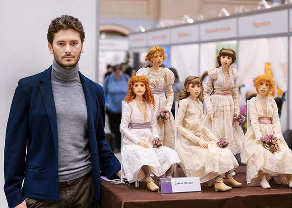 ロシアの超リアルな人形!本物の人間そっくり (13)