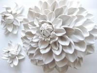 ポリマークレイで手作りのフラクタル彫刻!花やキノコなど