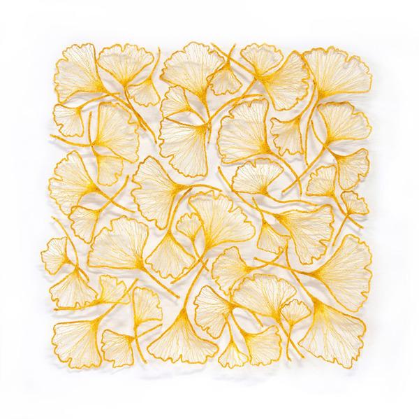 ミシンで作る!葉脈や珊瑚をモチーフにした透かし彫りの刺繍 (4)