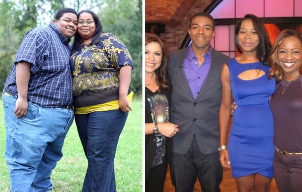 【比較画像】太ったカップルが痩せた (18)