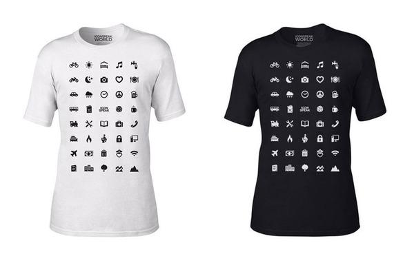 アイコンTシャツで外国人と意思疎通!『IconSpeak』 (9)