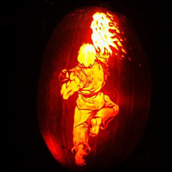 Maniac Pumpkin Carvers (6)