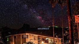 もし光害がなかったら?ロサンゼルスの夜空に満天の星が輝く SKYGLOW