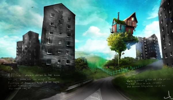 スウェーデンの御伽噺ちっくなイラスト作品を紹介。 (15)