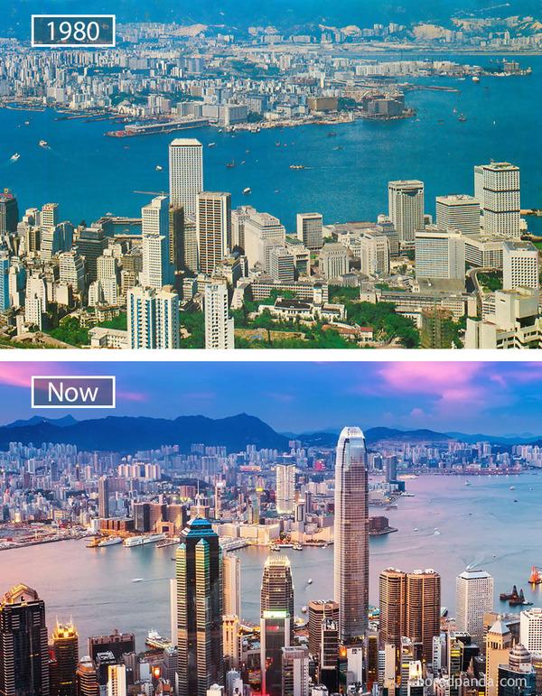 #30 Hong Kong, China