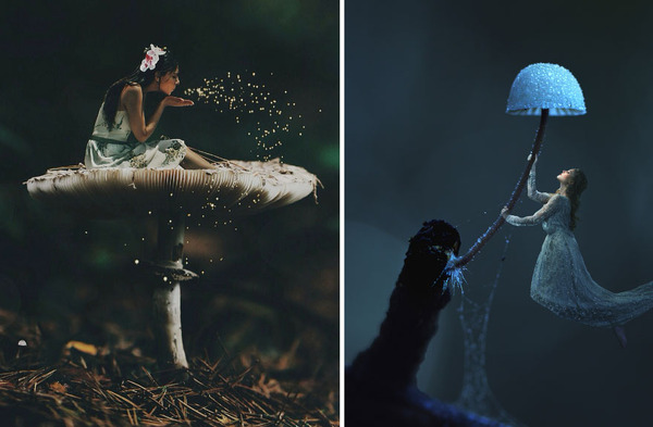 Fairytales & Hanging on
