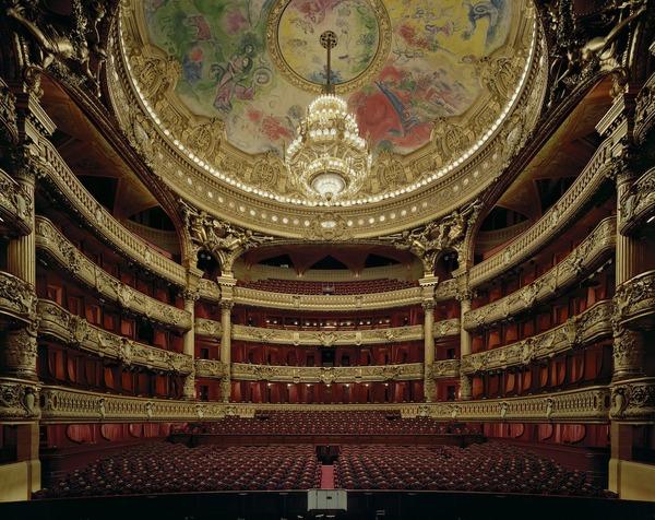 ガルニエ宮パリ、フランス、2009