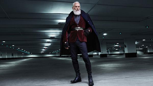 もうすぐクリスマス!イケメンすぎるファッションサンタ! (7)