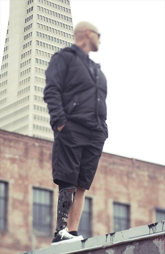 クールなデザインの義足・義肢 Scott-Stummit 10