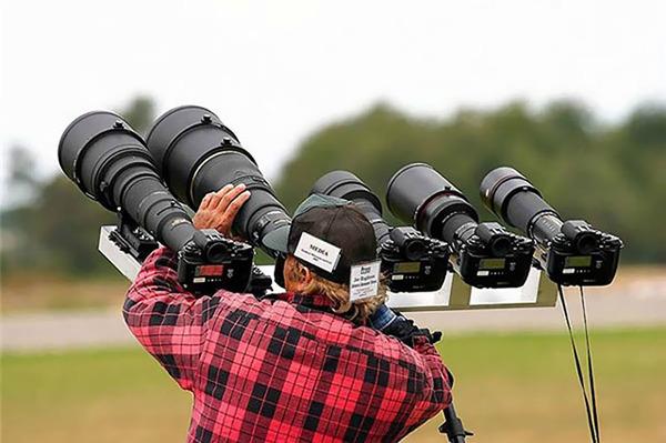 クレイジーなカメラマン 39