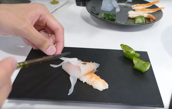 コイ寿司!自宅でも簡単に作れる鯉の形をしたお寿司 (6)