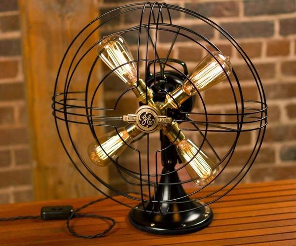 2 電球を使って手作りファンヒーター