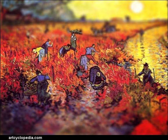 ゴッホの絵画 10