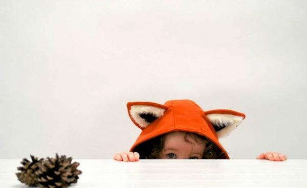 子供用の動物フード付きコートが反則的な可愛さ! (4)