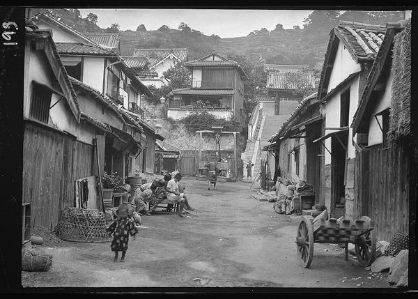 約100年前、明治時代に撮られた白黒写真。日本人の日常を映す (3)