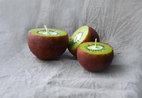 超フルーティ!果物の形をした美味しそうなアロマキャンドル (3)