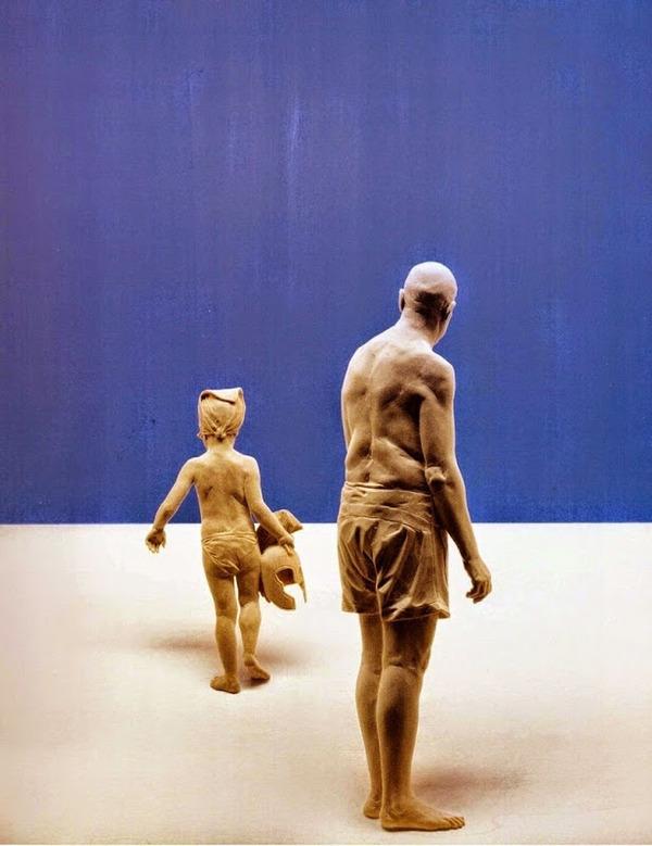 ピーターデメッツの彫刻
