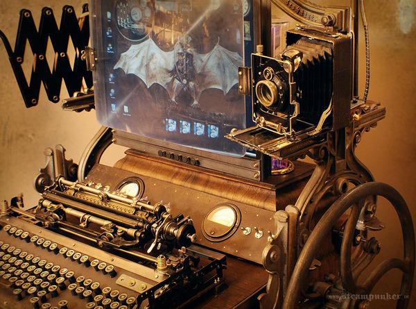 スチームパンク・コンピューター 6
