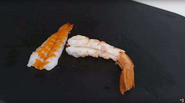 コイ寿司!自宅でも簡単に作れる鯉の形をしたお寿司 (2)