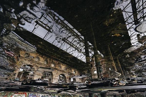 イギリスの廃墟画像 (13)