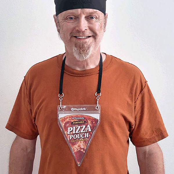 ピザポーチ!ピザを愛する人に、ピザを携帯できるユニークグッズ (3)