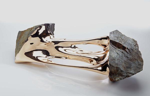 ねばねば!?液状化しているように見える彫刻作品 (5)
