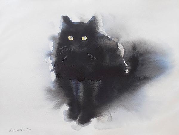 cats by Endre Penovac