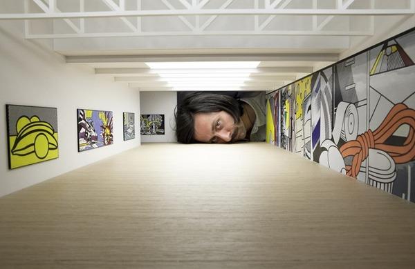 ミニチュア美術館を観に来たらアートの一部になっちゃった人達 (4)