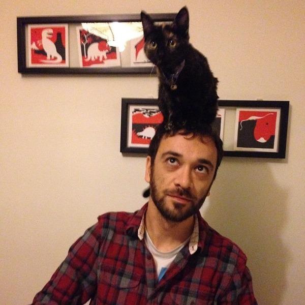 猫帽子 13