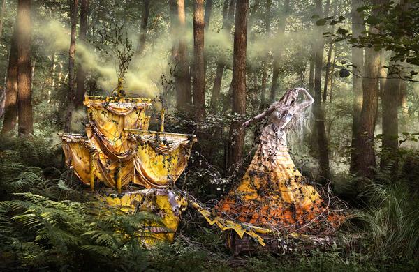 『ワンダーランド』ファンタジーに溢れた美しい写真 (1)
