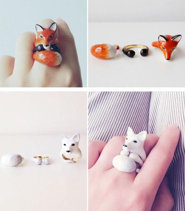 キツネの指輪 2